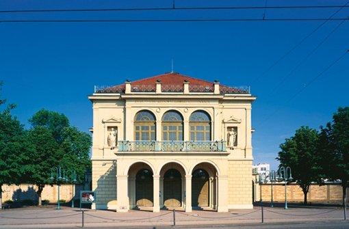 Führung im  Wilhelma-Theater