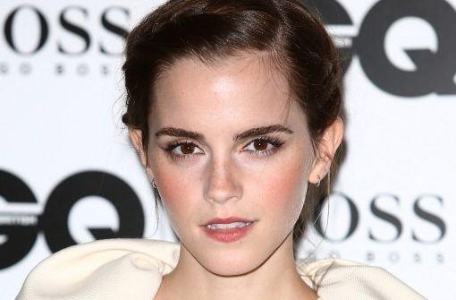 Emma Watson arbeitet mit Starregisseur