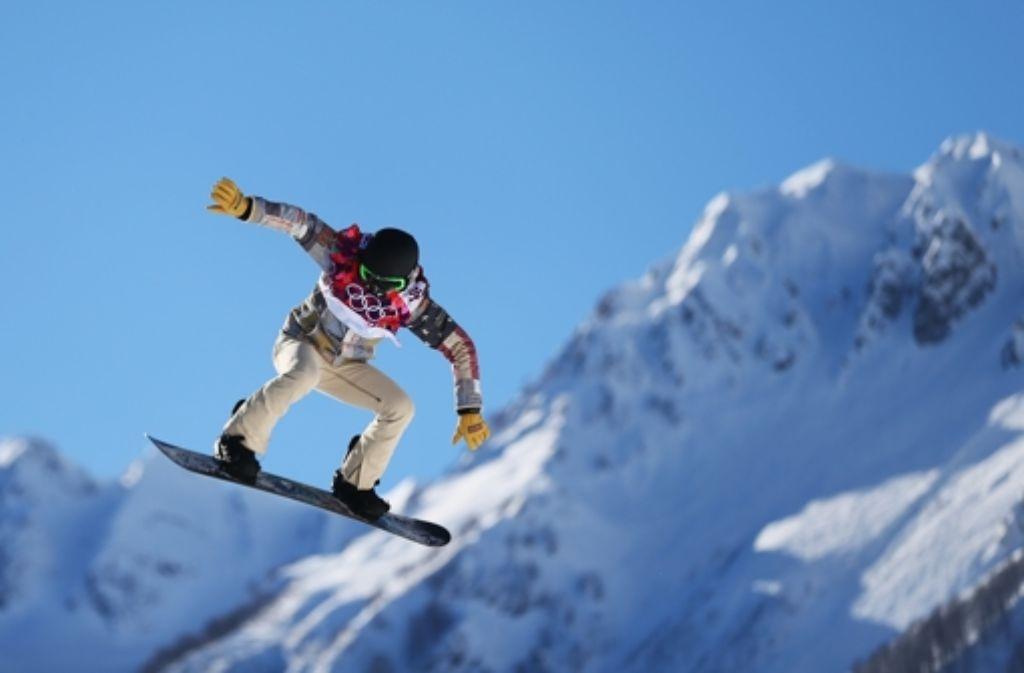 Er ist einer der besten Snowboarder der Welt: Shaun White. Foto: Getty Images Europe