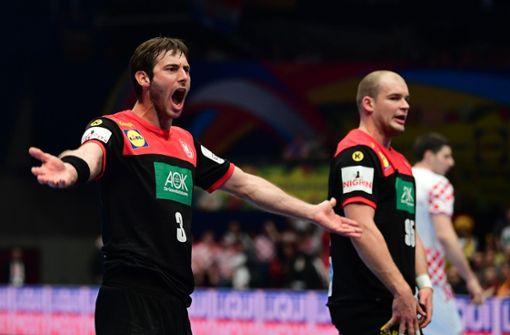 Das deutsche Team in der Einzelkritik