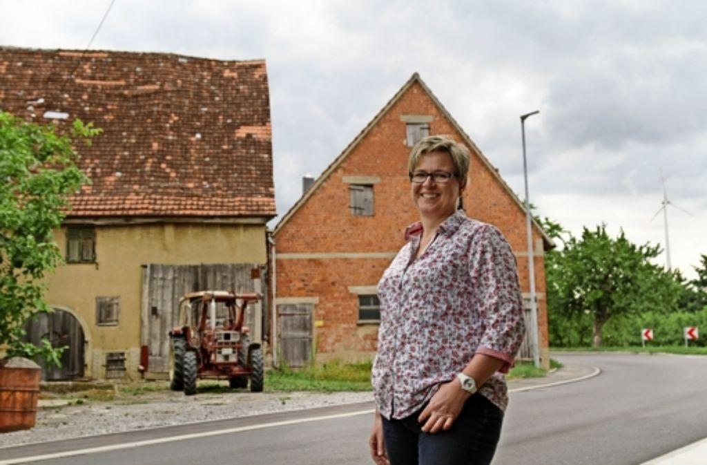 Kathrin Fritz ist in Husarenhof geboren – eine Heimat der besonderen Art. Foto: factum/Granville