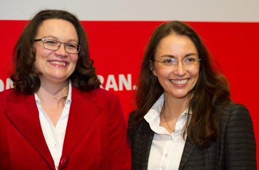 Die Landes-SPD setzt auf das Thema Familie