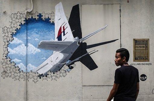 """Wrackteil """"nahezu sicher"""" von einer Boeing 777"""