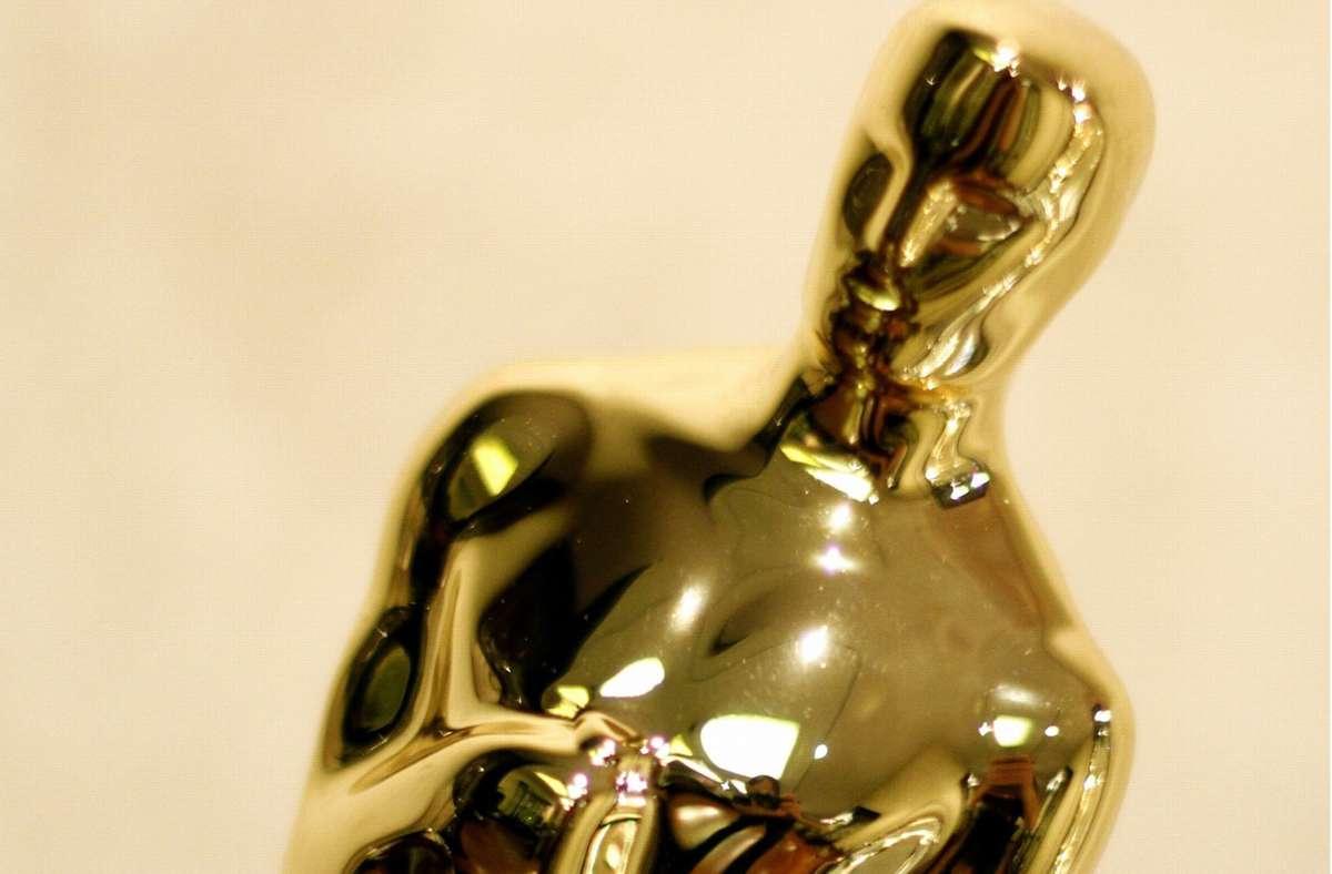 Die Oscar-Trophäe Foto: dpa/Kamil Krzaczynski