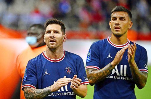 Lionel Messi verweigert Handschlag