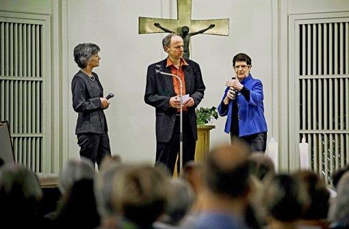 Appell für mehr Streit in der Politik und in den Kirchen