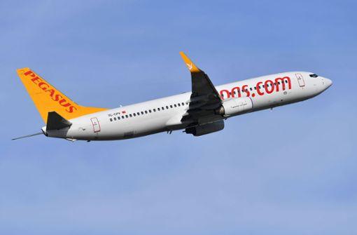 Flugzeug wird in Düsseldorf nach Landung evakuiert