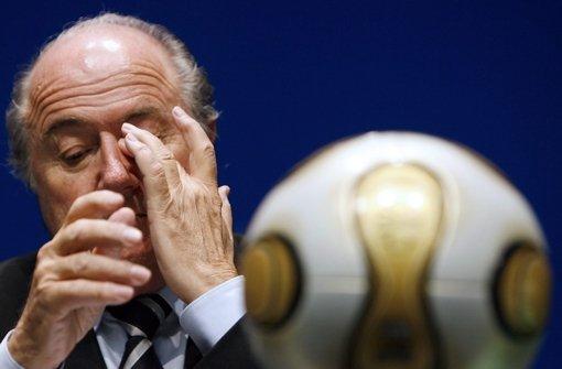 Schweiz ermittelt gegen Fifa-Chef