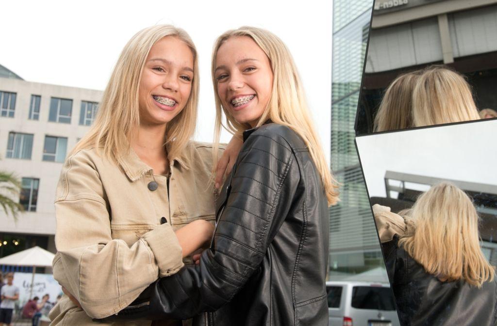 Die Stuttgarter Instagram-Stars Lena und Lisa starten durch. Foto: dpa