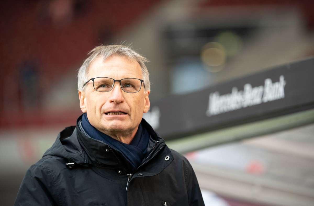 Michael Reschke war lange Jahre in der Bundesliga für  Bayer Leverkusen, den FCBayern München und den VfBStuttgart tätig. Foto: dpa/Sebastian Gollnow