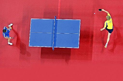 Das Tischtennis-Problem: Mettigel und Mexi