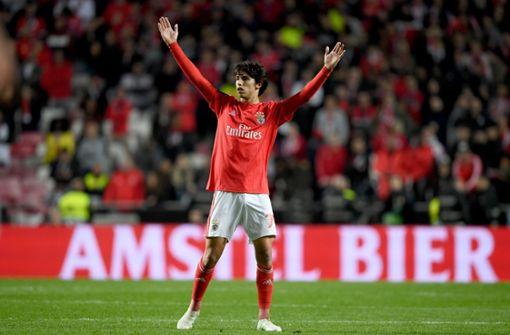 Supertalent Joao Felix schockt dezimierte Eintracht