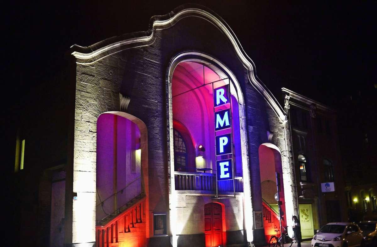 Das Stuttgarter Theater Rampe ist eine der Einrichtungen, die von den Fördergeldern des Landes profitieren. Foto: Theater//Kathrin Wesely