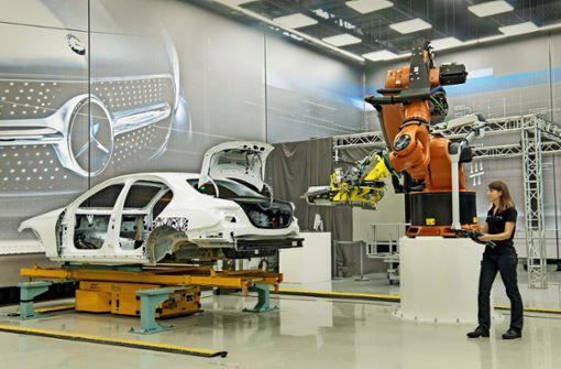 Zunehmende Sorgen bei Daimler, Bosch und Co.