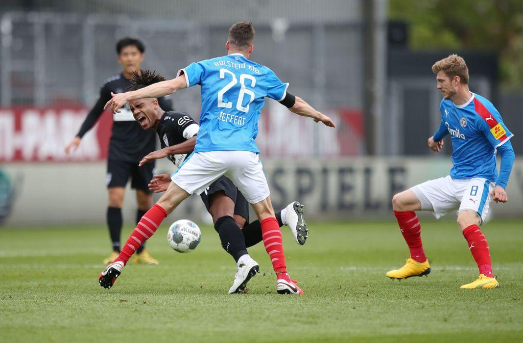 Holstein Kiel Gegen Vfb Stuttgart
