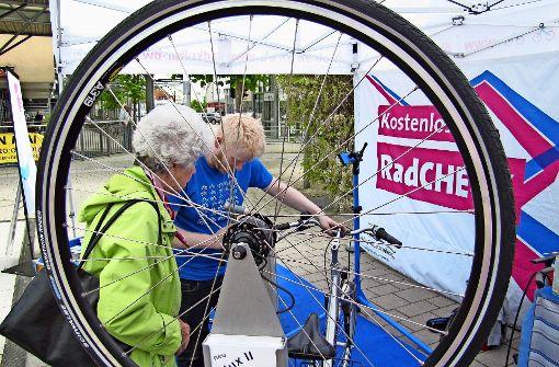 Ist Ihr Fahrradsattel auf Hüfthöhe?