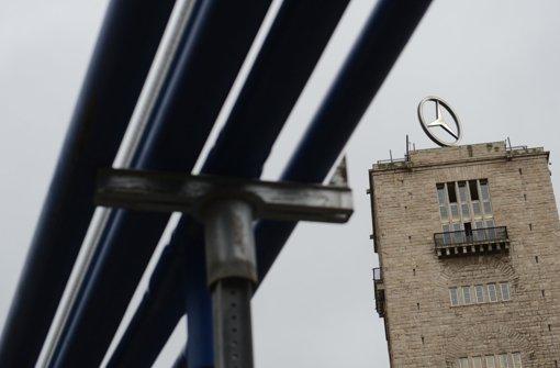 Die Genehmigung einer erhöhten Grundwasserentnahme beim Bahnprojekt Stuttgart 21 Foto: dpa