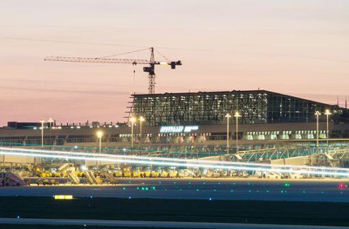 Lufthansa-Pilot stoppt Flug in Stuttgart