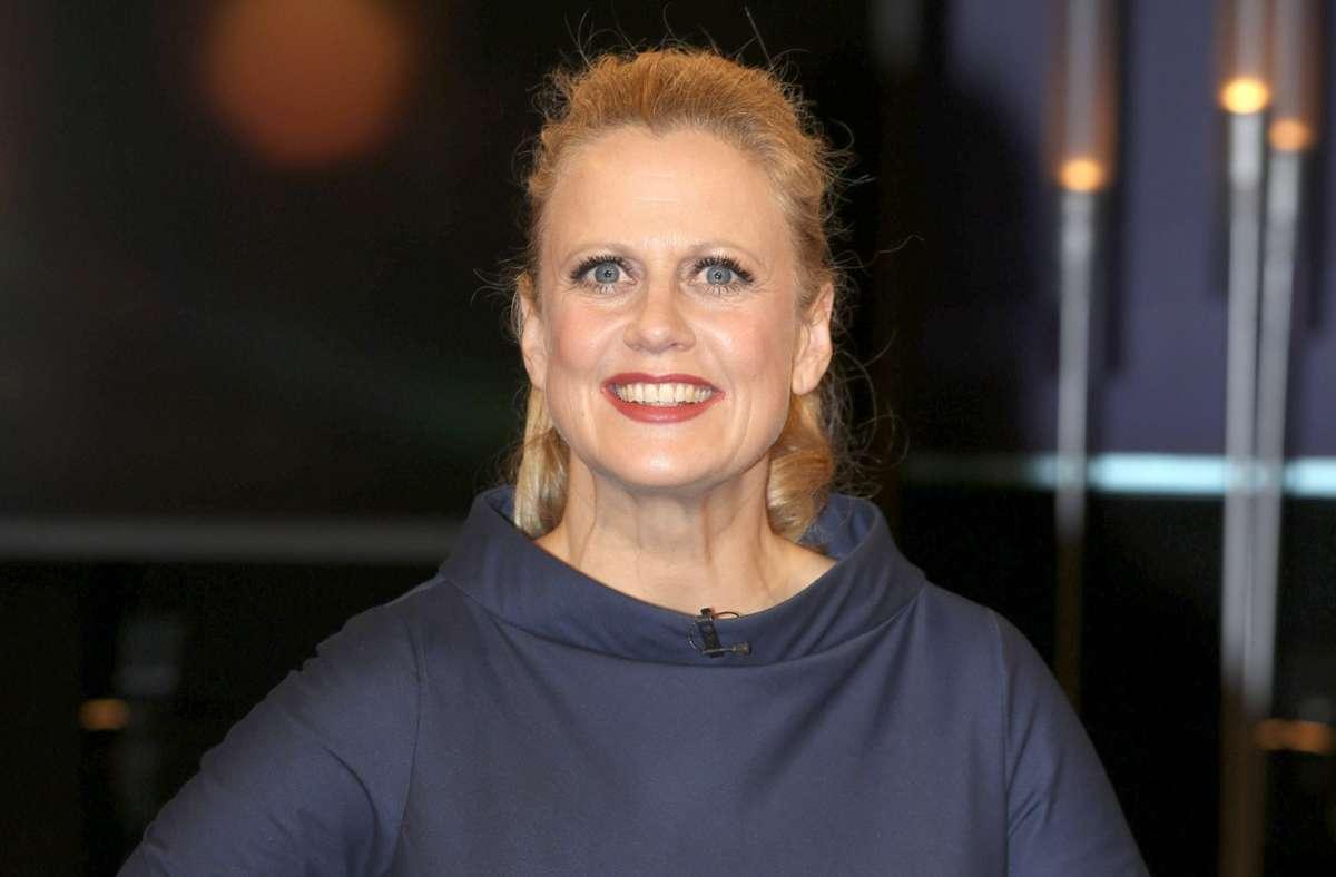 """Barbara Schöneberger wird ab 2022 """"Verstehen Sie Spaß?"""" moderieren. (Archivbild) Foto: imago images/Future Image/Hein Hartmann via www.imago-images.de"""