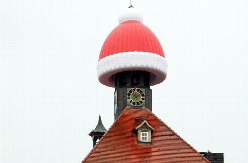 Budenzauber vor Weihnachten