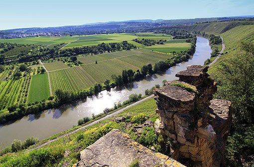 Neckar, Wein und Felsengärten