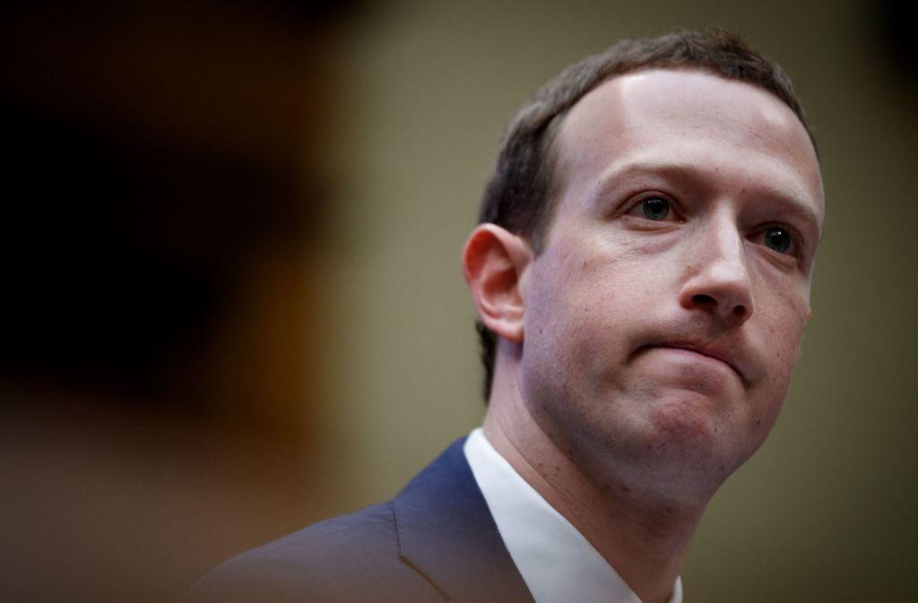 Nach seiner Anhörung im US-Kongress, soll Facebook-Chef Mark Zuckerberg auch vor dem EU-Parlament reden. Foto: dpa