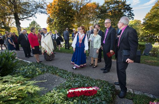 Ein ewiges Stück Lettland in Esslingen