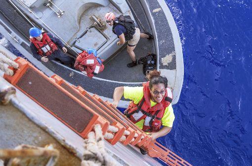 Zwei US-Seglerinnen nach Monaten gerettet