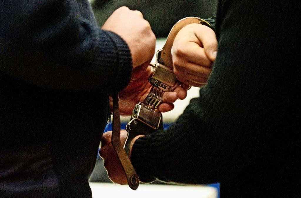 In Spanien ist ein Tatverdächtiger festgenommen worden (Symbolfoto). Foto: dpa