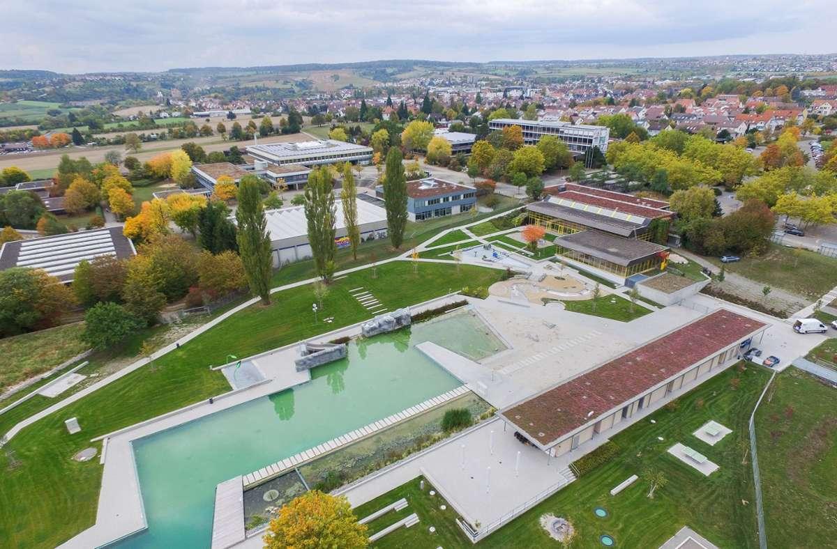 Ab Samstag ist das Naturfreibad wieder für Badespaß geöffnet. Foto: KRZBB/T. Bischof