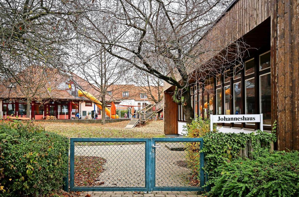 Das Johanneshaus soll  abgerissen werden. Ein zweites Gemeindezentrum an diesem Standort, was die  evangelische Gemeinde lange überlegte, ist kein Thema mehr. Foto: factum/Granville