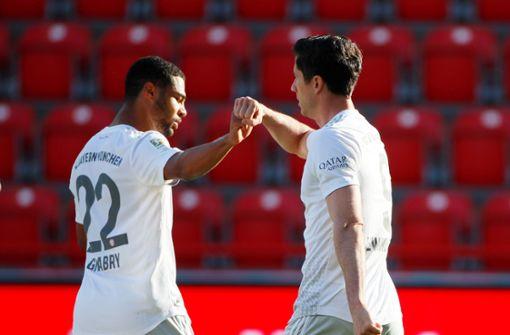 FC Bayern kaltschnäuzig wie vor der Corona-Pause