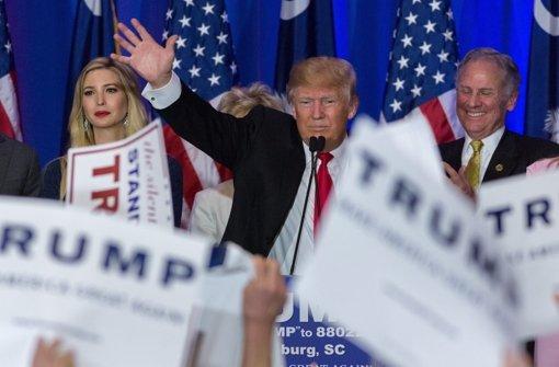 Im Trump-Sturm untergegangen