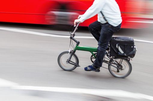 Das Faltrad - eine echte Hilfe im städtischen Alltag
