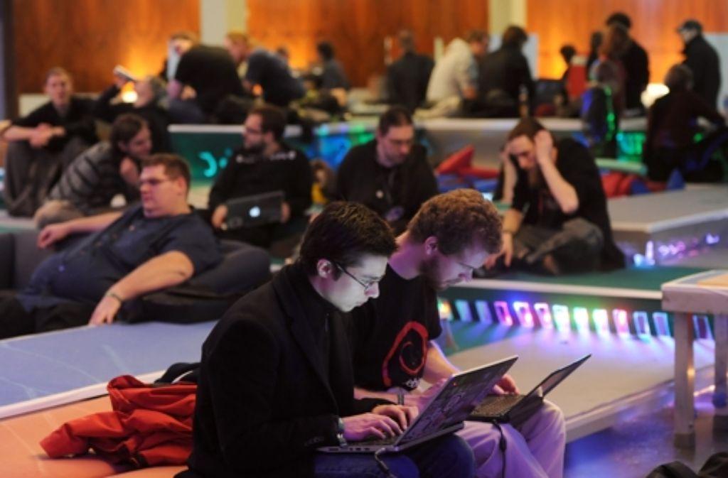 Wer online ist, hinterlässt Spuren im Netz. Foto: dpa