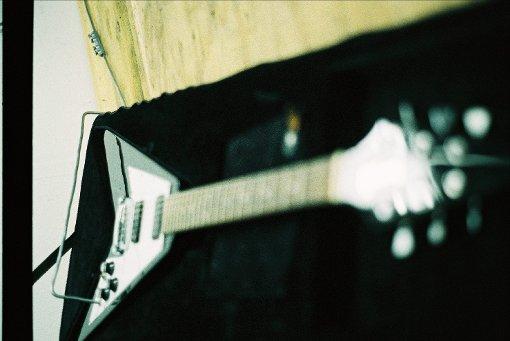 Von E-Gitarren, Folter und Kunst