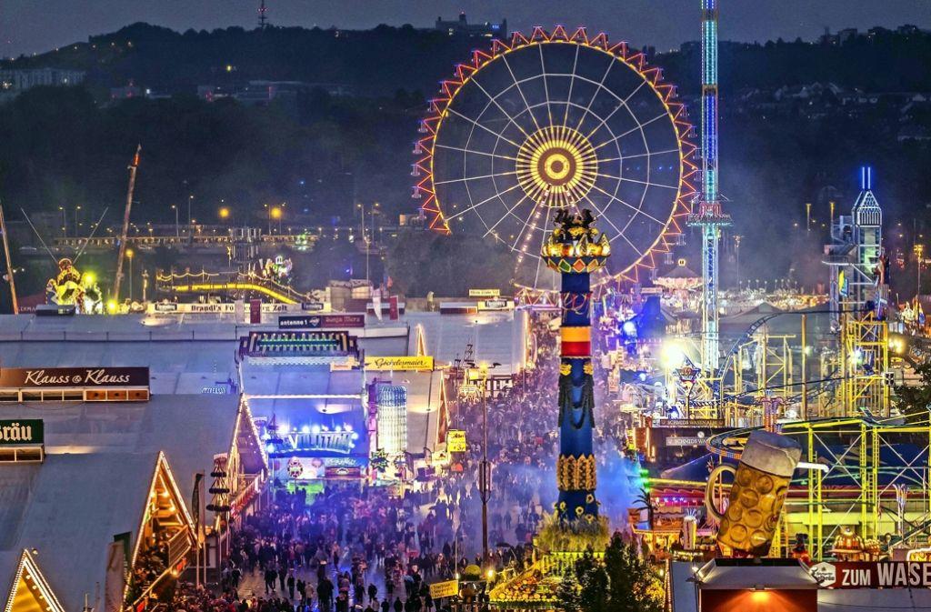 Wasen Stuttgart 2020