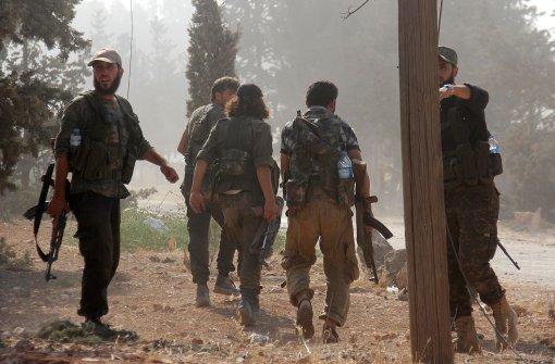Rebellen verkünden Durchbruch im belagerten Aleppo