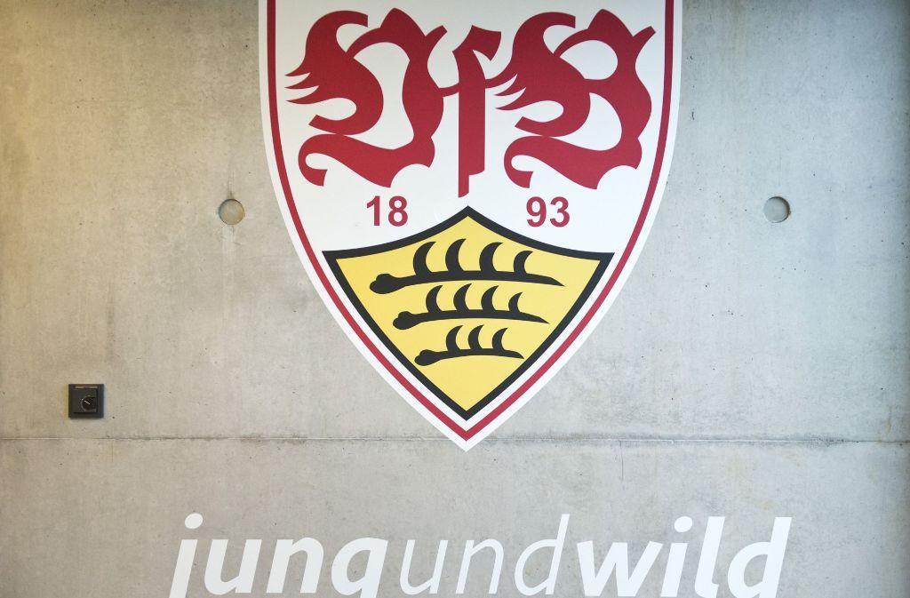 Das Motto der Ausbildungakademie beim VfB Stuttgart: Jung und wild Foto: dpa
