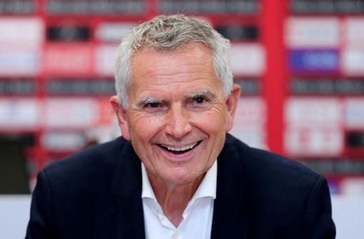 """Präsident Wolfgang Dietrich: """"Die Seele des VfB ist unverkäuflich"""""""