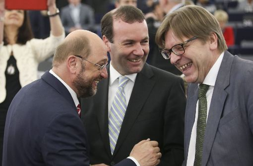Krimi um die Schulz-Nachfolge
