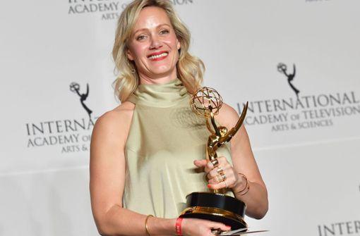 """Tatort""-Star Anna Schudt darf jubeln"