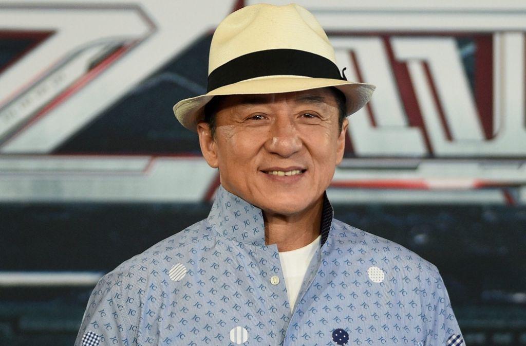 Jackie Chan war erst auf dem chinesischen, dann auf dem globalen Markt erfolgreich. Das ist der Academy einen Oscar wert. Foto: AAP