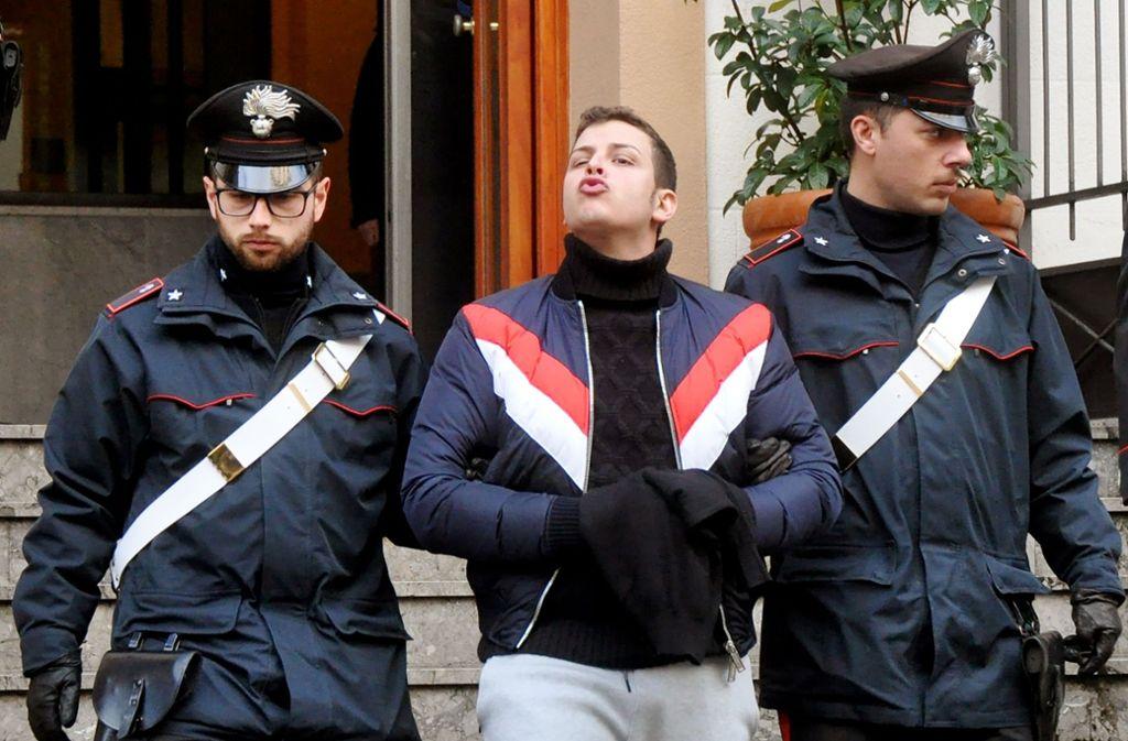 Die Festnahmen seien im Rahmen laufender Ermittlungen erfolgt. Foto: AFP