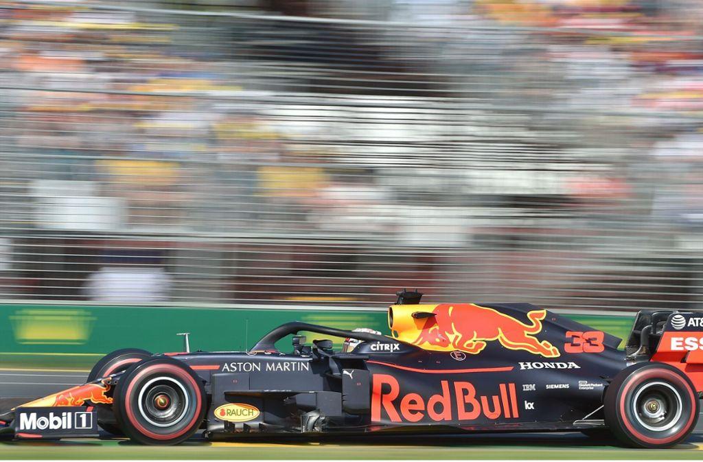 Mit Red Bull soll es wieder aufwärts gehen. Foto: AFP
