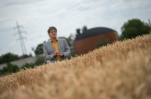Biogas-Betreiber klagt in Karlsruhe