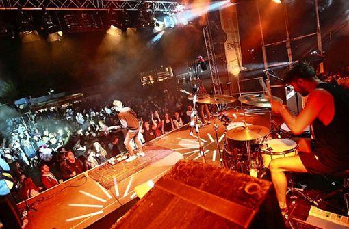 Große Bühne für Nachwuchsbands aus der Region