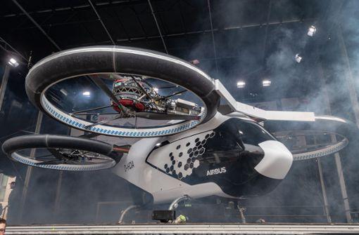 Autobauer wollen auch von Lufttaxis profitieren