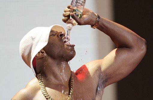 LL Cool J im Degerlocher Platzregen
