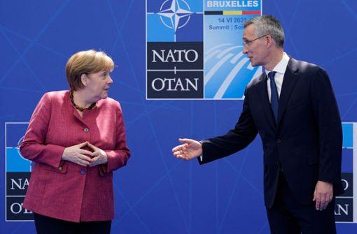 Die Nato ist quicklebendig